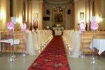 Dekoracja kościoła 17