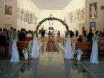 Dekoracja kościoła 12